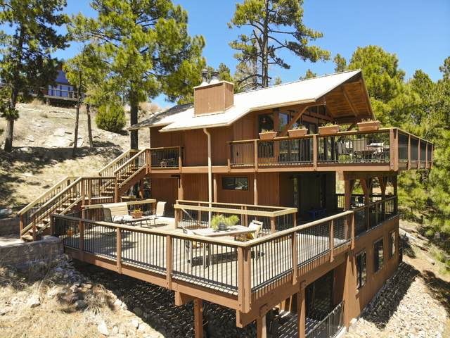 12816 N Upper Loma Linda Road, Mt. Lemmon, AZ 85619 (#22011421) :: The Local Real Estate Group | Realty Executives