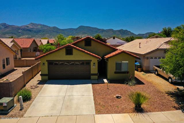 3388 Sequoia Court, Sierra Vista, AZ 85650 (#22011426) :: Long Realty Company
