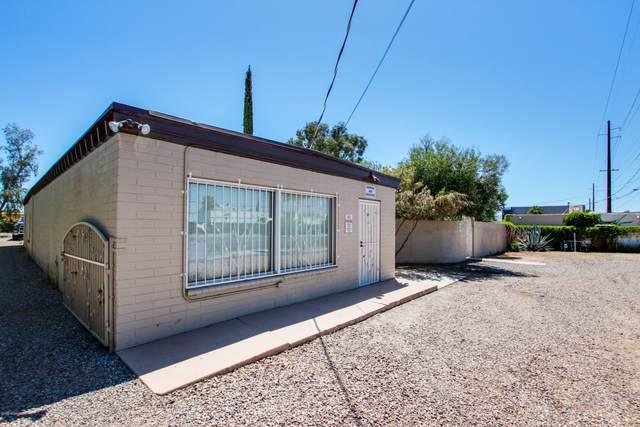 410 E Fort Lowell Road, Tucson, AZ 85705 (#22011440) :: Gateway Partners | Realty Executives Arizona Territory