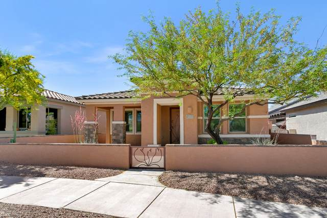 14145 E Blue Surrey Drive, Vail, AZ 85641 (#22011444) :: Long Realty - The Vallee Gold Team