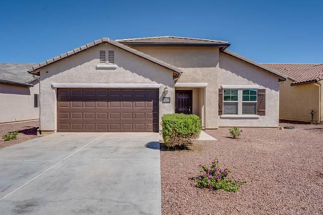 21308 E Volunteer Drive, Red Rock, AZ 85145 (#22011447) :: Long Realty - The Vallee Gold Team