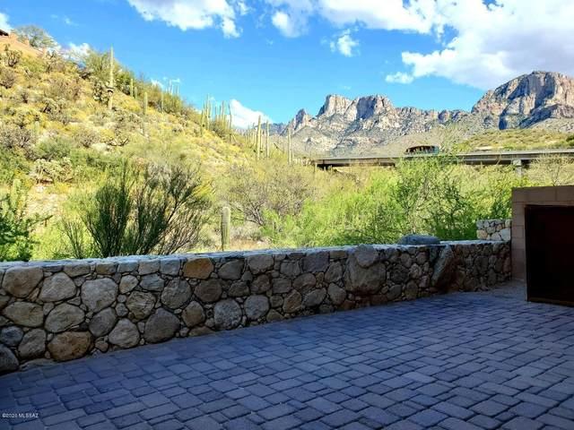 1829 E Vico Bella Luna, Tucson, AZ 85737 (#22011541) :: Long Realty - The Vallee Gold Team