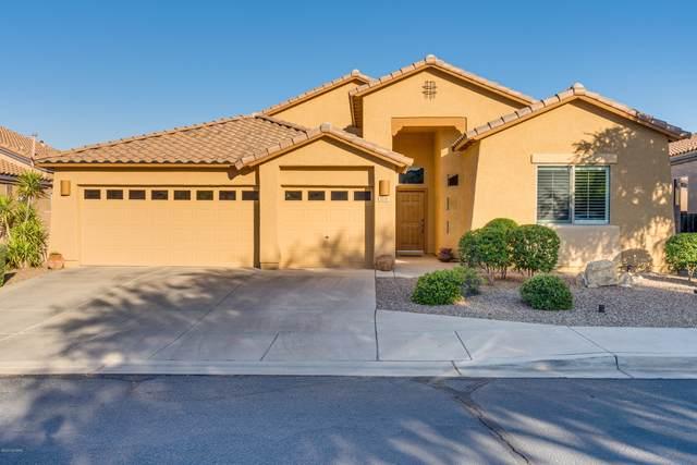 8548 N Wind Swept Lane, Tucson, AZ 85743 (#22011567) :: Long Realty - The Vallee Gold Team