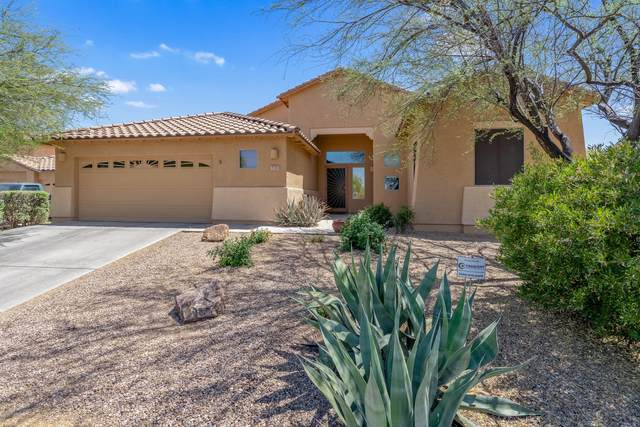 7725 W Break Water Court, Tucson, AZ 85743 (#22011570) :: Long Realty - The Vallee Gold Team