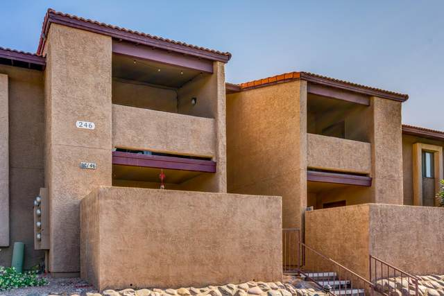 2194 N Pantano Road #246, Tucson, AZ 85715 (#22011603) :: Long Realty - The Vallee Gold Team