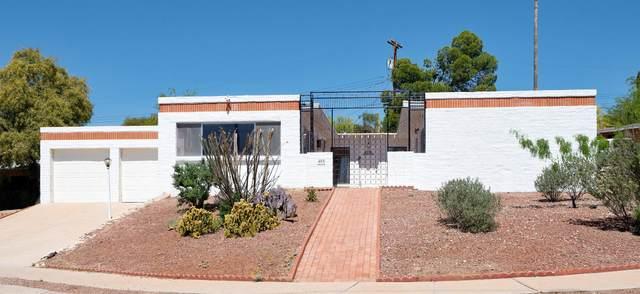405 N Avenida Carina, Tucson, AZ 85745 (#22011609) :: Long Realty - The Vallee Gold Team