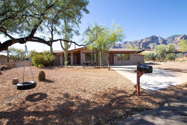 3771 E Guthrie Mountain Place, Tucson, AZ 85718 (#22011637) :: Long Realty - The Vallee Gold Team