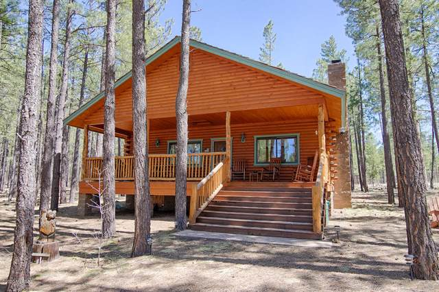 9569 Sierra Springs Drive, Pinetop, AZ 85935 (#22011649) :: Long Realty - The Vallee Gold Team