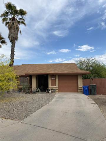 5373 S Twin Ridge Place, Tucson, AZ 85746 (#22011656) :: Long Realty - The Vallee Gold Team