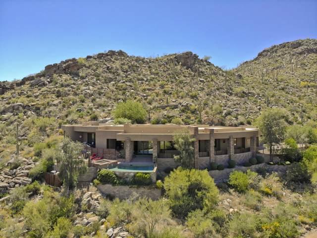 13905 N Horizon View Lane, Marana, AZ 85658 (#22011735) :: Luxury Group - Realty Executives Arizona Properties