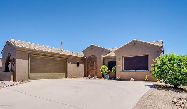 5815 S Turquoise Mountain Drive, Green Valley, AZ 85622 (#22011759) :: Keller Williams