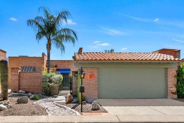 7882 N Sendero Tres, Tucson, AZ 85704 (#22011784) :: Long Realty - The Vallee Gold Team