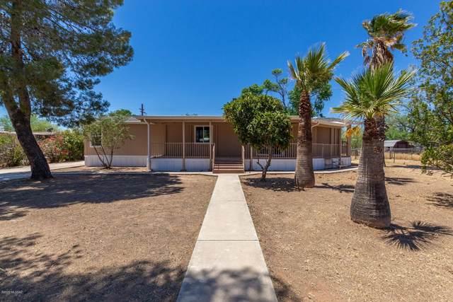 16637 N Avenida De La Canada, Tucson, AZ 85739 (#22011795) :: Long Realty Company