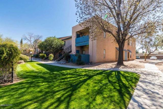 8080 E Speedway Boulevard #502, Tucson, AZ 85710 (#22011796) :: Long Realty - The Vallee Gold Team