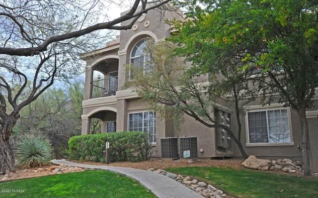 1500 E Pusch Wilderness Drive #12105, Tucson, AZ 85737 (#22011830) :: Gateway Partners