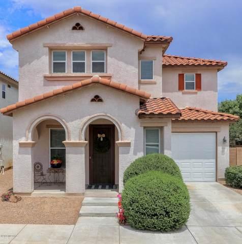 7619 E Desert Overlook Drive, Tucson, AZ 85710 (#22011841) :: Gateway Partners | Realty Executives Arizona Territory