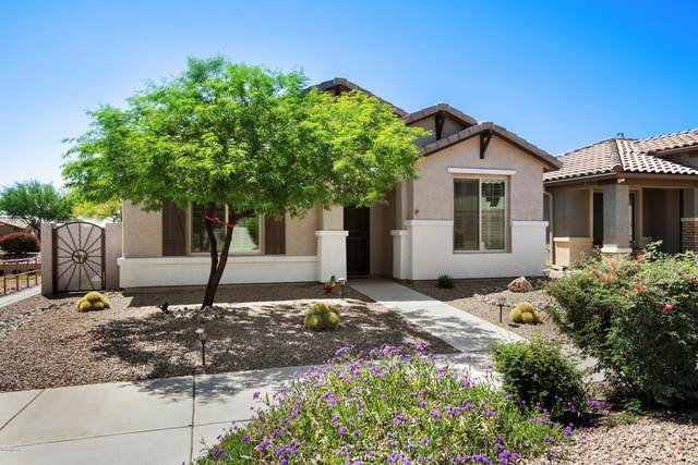 10185 S Tilbury Drive, Vail, AZ 85641 (#22011850) :: Long Realty - The Vallee Gold Team