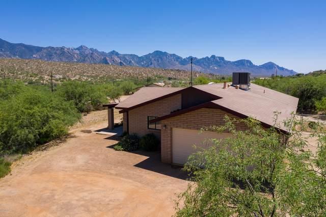4640 E Camino Arista, Tucson, AZ 85739 (#22011861) :: Long Realty Company