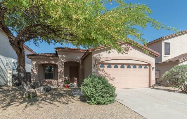 12852 N Yellow Orchid Drive, Oro Valley, AZ 85755 (#22011869) :: Long Realty - The Vallee Gold Team