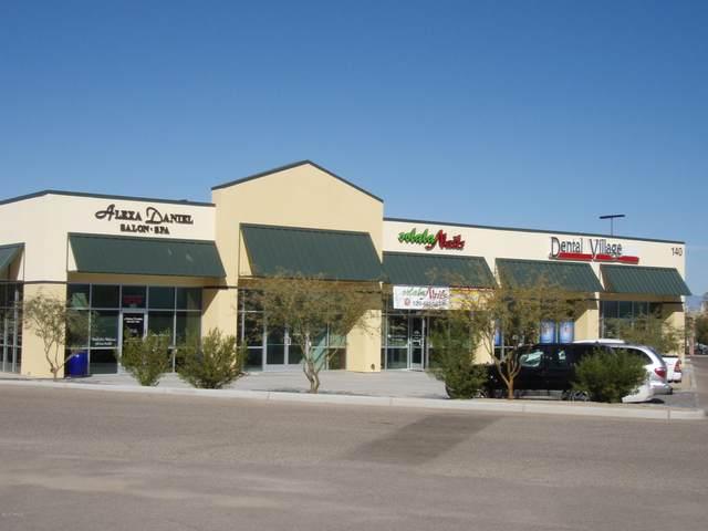 140 W Duval Mine Road, Green Valley, AZ 85614 (#22011879) :: eXp Realty
