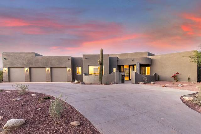 7565 N Mystic Canyon Drive, Tucson, AZ 85718 (#22011890) :: Long Realty - The Vallee Gold Team