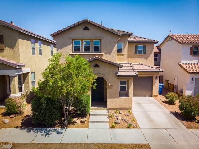7643 E Desert Overlook Drive, Tucson, AZ 85710 (#22011906) :: Gateway Partners | Realty Executives Arizona Territory