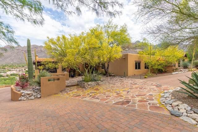 2691 E Calle Sin Pecado, Tucson, AZ 85718 (#22011930) :: Long Realty - The Vallee Gold Team