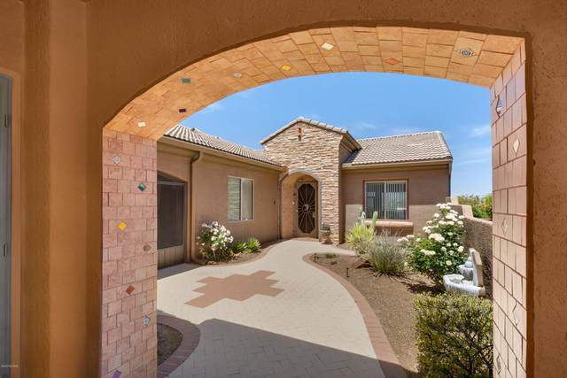 2062 W Cactus Run Drive, Green Valley, AZ 85622 (#22011932) :: The Josh Berkley Team