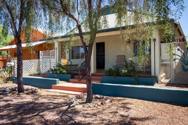 1011 S 8Th Avenue, Tucson, AZ 85701 (#22011996) :: Long Realty - The Vallee Gold Team