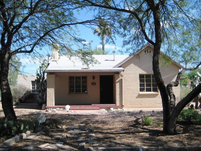 1407 E Edison Street, Tucson, AZ 85719 (#22012016) :: The Local Real Estate Group | Realty Executives