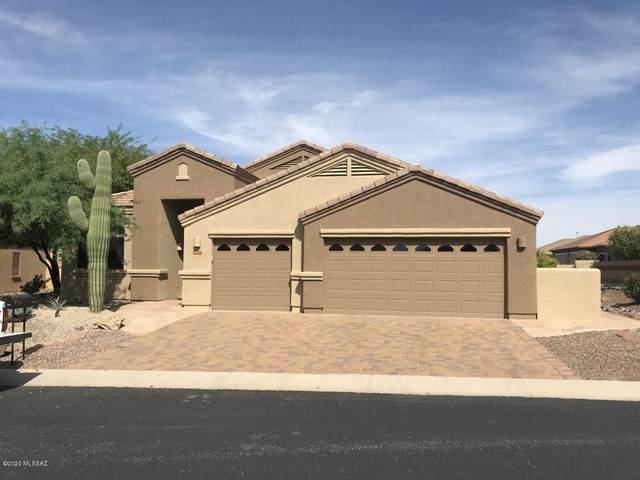 5457 W Winding Desert Drive N, Marana, AZ 85658 (#22012048) :: Luxury Group - Realty Executives Arizona Properties