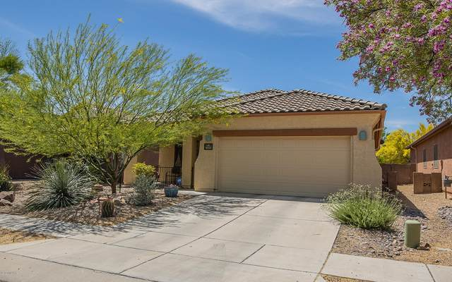 10362 E Valley Quail Drive, Tucson, AZ 85747 (#22012100) :: Long Realty - The Vallee Gold Team