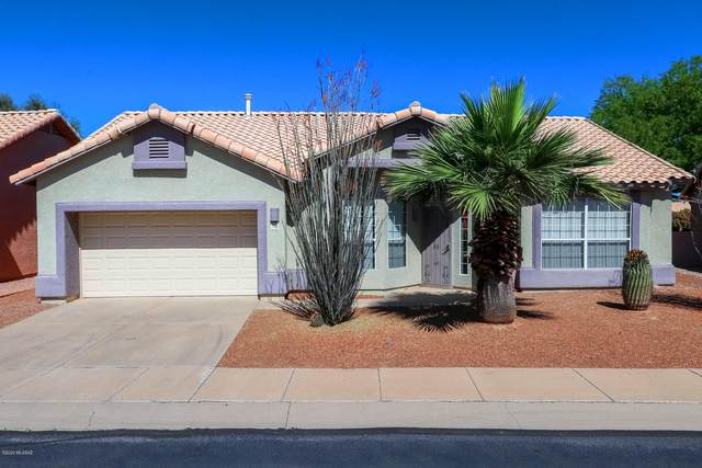 7120 W Rivulet Drive, Tucson, AZ 85743 (#22012109) :: Long Realty - The Vallee Gold Team