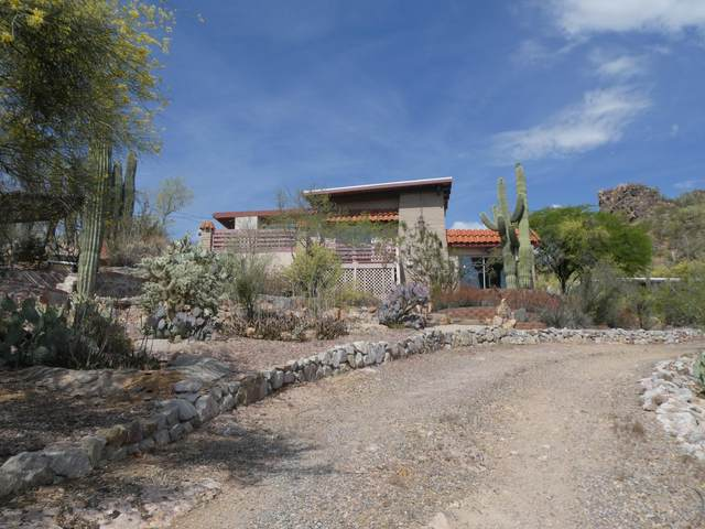 5920 S Hopdown Lane, Tucson, AZ 85746 (#22012148) :: Long Realty - The Vallee Gold Team