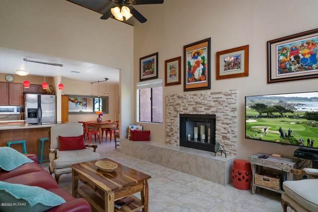 5051 N Sabino Canyon Road #1235, Tucson, AZ 85750 (#22012149) :: Gateway Partners