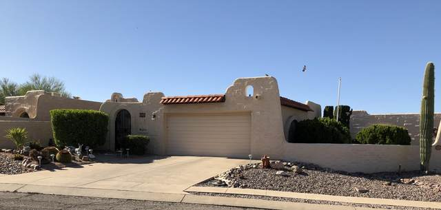 974 W Calle Del Regalo, Green Valley, AZ 85614 (#22012187) :: Gateway Partners | Realty Executives Arizona Territory