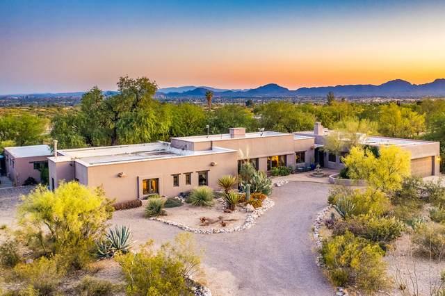 2000 E Camino Miraval, Tucson, AZ 85718 (#22012208) :: Tucson Property Executives