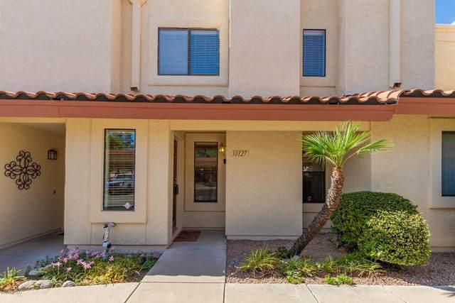 10127 E Lost Trails Street, Tucson, AZ 85748 (#22012216) :: The Josh Berkley Team