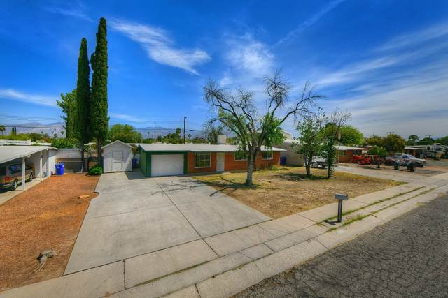 6941 E Calle Orion, Tucson, AZ 85710 (#22012226) :: Long Realty Company