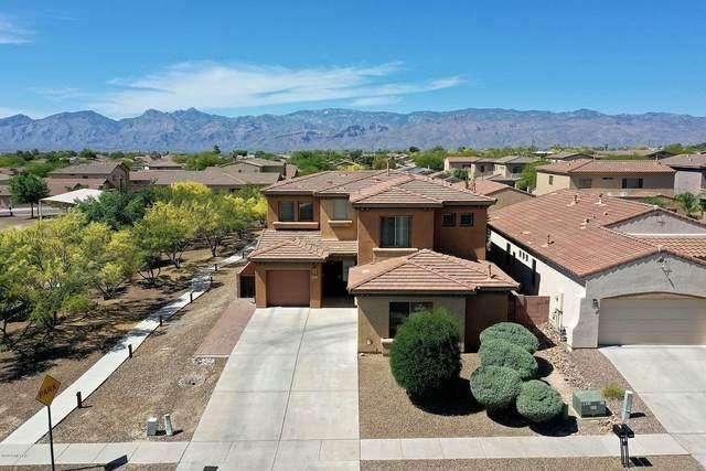 10025 E Emberwood Drive, Tucson, AZ 85748 (#22012324) :: The Josh Berkley Team