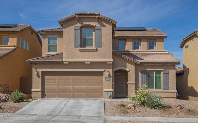 10765 E Winter Gold Drive, Tucson, AZ 85747 (#22012328) :: Long Realty - The Vallee Gold Team