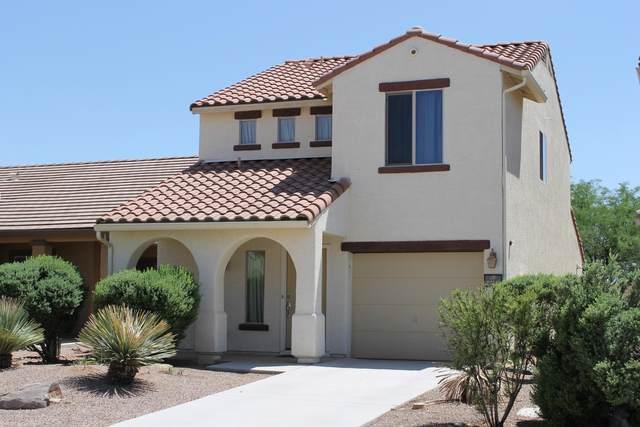 22149 E Statehood Lane, Red Rock, AZ 85145 (#22012332) :: Long Realty - The Vallee Gold Team
