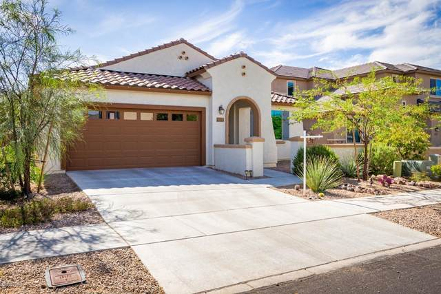 5784 S Tiger Lily Place, Tucson, AZ 85747 (#22012341) :: Long Realty - The Vallee Gold Team