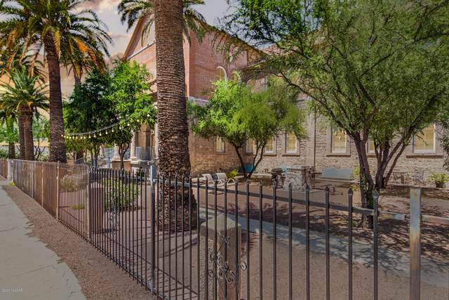 420 S 6th Avenue #202, Tucson, AZ 85701 (#22012349) :: eXp Realty