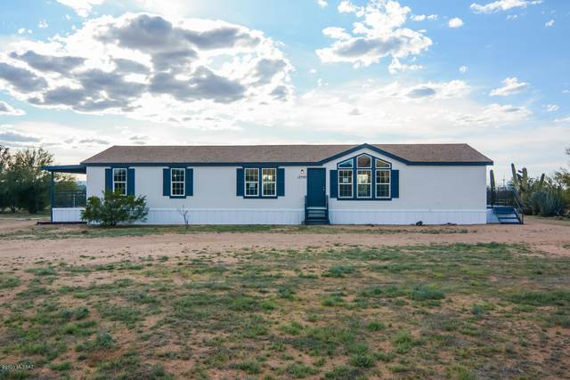 12790 W Fort Lowell Road, Tucson, AZ 85743 (#22012390) :: Long Realty - The Vallee Gold Team