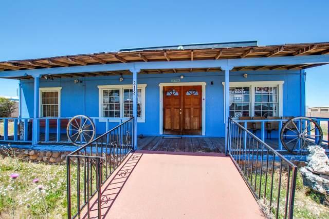 313 N Huachuca Boulevard, Huachuca City, AZ 85616 (#22012419) :: The Josh Berkley Team