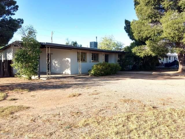 148 E Martin Drive, Sierra Vista, AZ 85635 (#22012457) :: Long Realty Company
