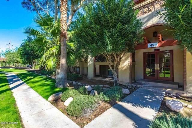 451 W Yucca Court #222, Tucson, AZ 85704 (#22012461) :: Long Realty Company