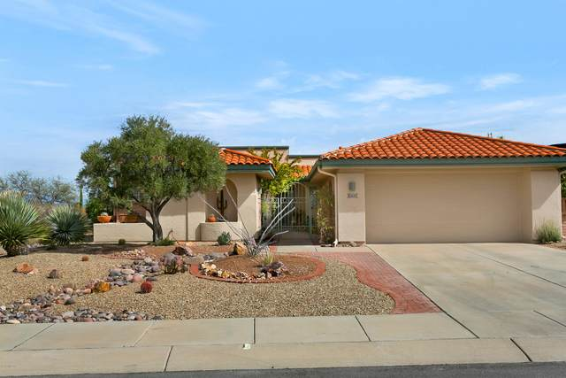4723 S Prairie Hills Drive, Green Valley, AZ 85622 (#22012463) :: The Josh Berkley Team