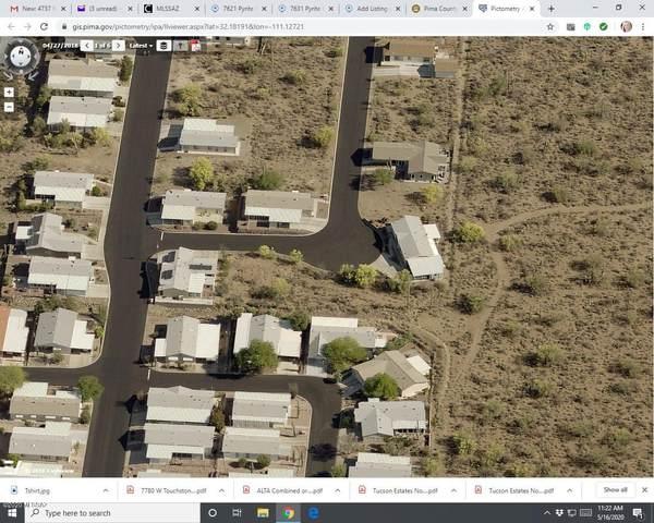 7631 Pyrite Drive #223, Tucson, AZ 85735 (#22012468) :: Keller Williams